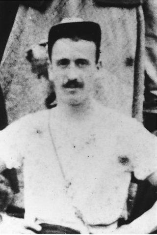 Albino Comensoli (1874-1956), der Vater des Künstlers