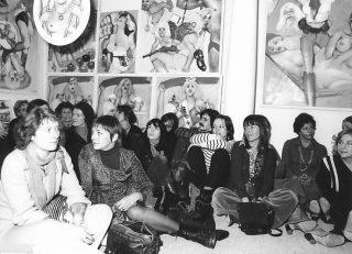 1955. Galerie Jamileh Weber, Zurich