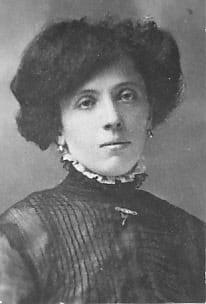 Enrichetta Comensoli-Isella (gest. 1922), die Mutter des Künstler