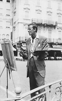 1942, Piazza Riforma à Lugano