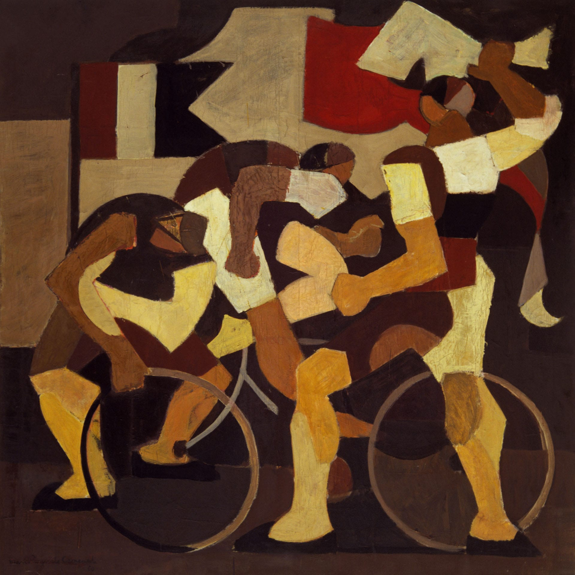 Die Radfahrer I