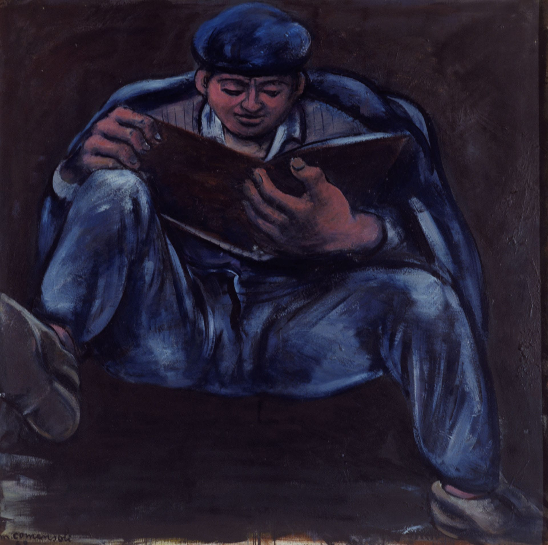 L'uomo che legge
