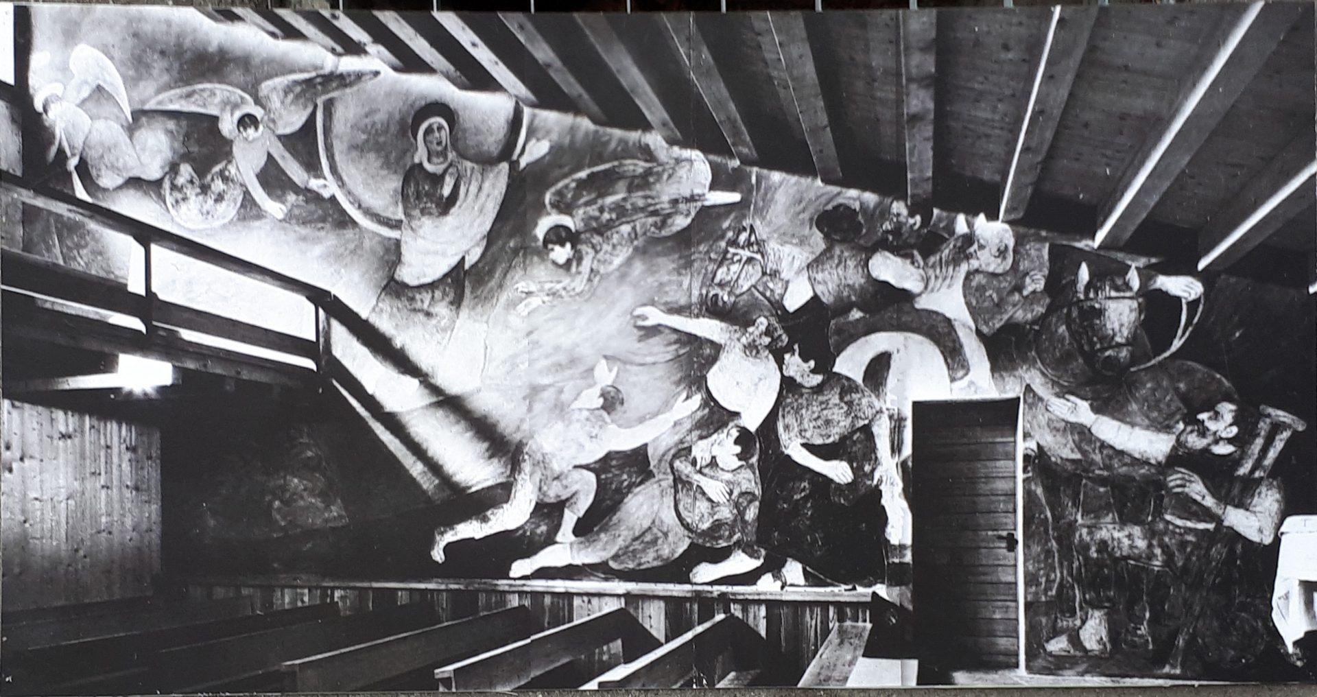 1954 Kapelle Schwendi